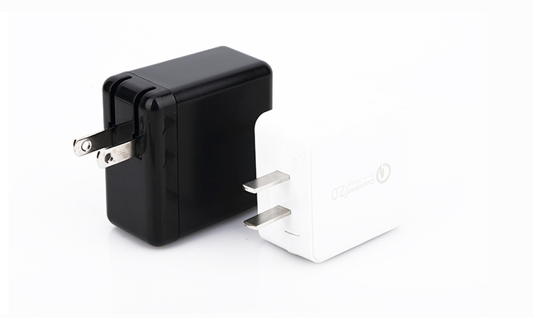 China's high quality cheap price QC2.0 quick charger with USB interface