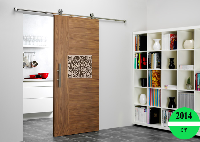Wooden Sliding Doors For Kitchen Wall Mounting Installation Door Product On Alibaba