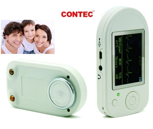 Contec Hot selling usb stethoscope multifunctional digital electronic stethoscope