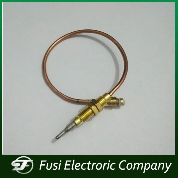 Industrial thermocouple for temperature control