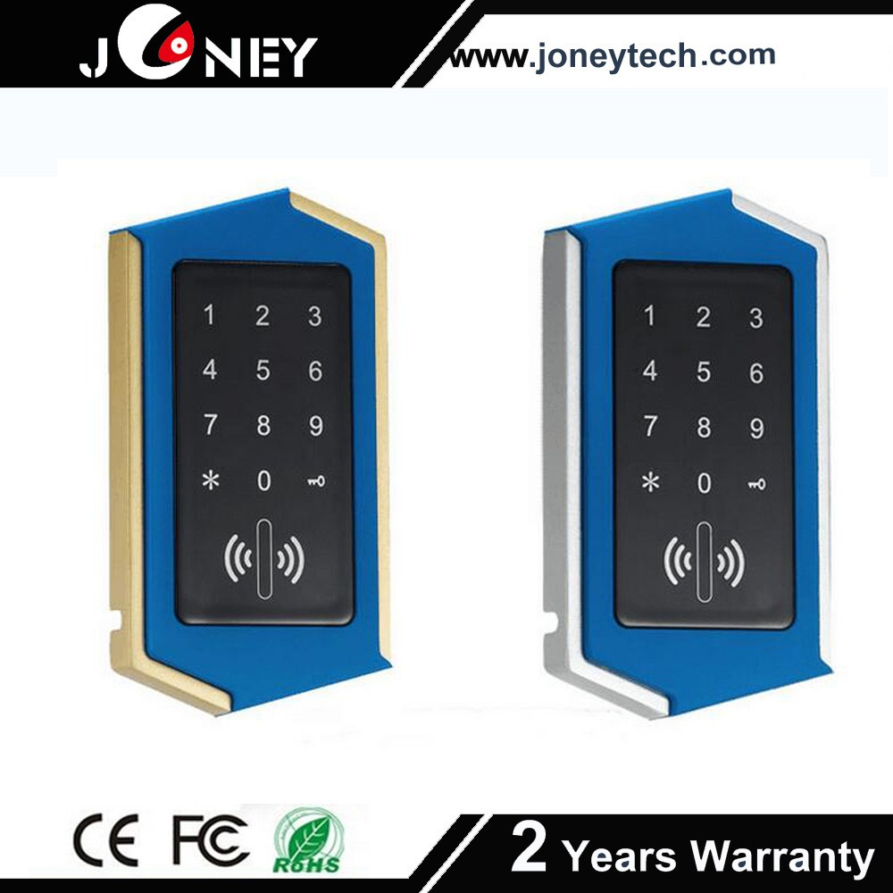 Digital steel keyless RFID locker lock for Sauna Room, Gym, Swimming Pool, Hotel,etc.