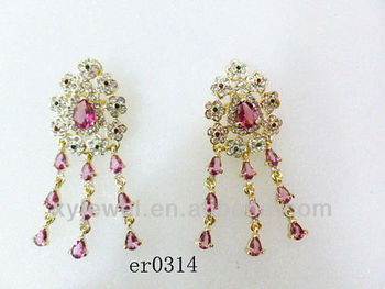 Cool Diamond Earrings For S Gold Long