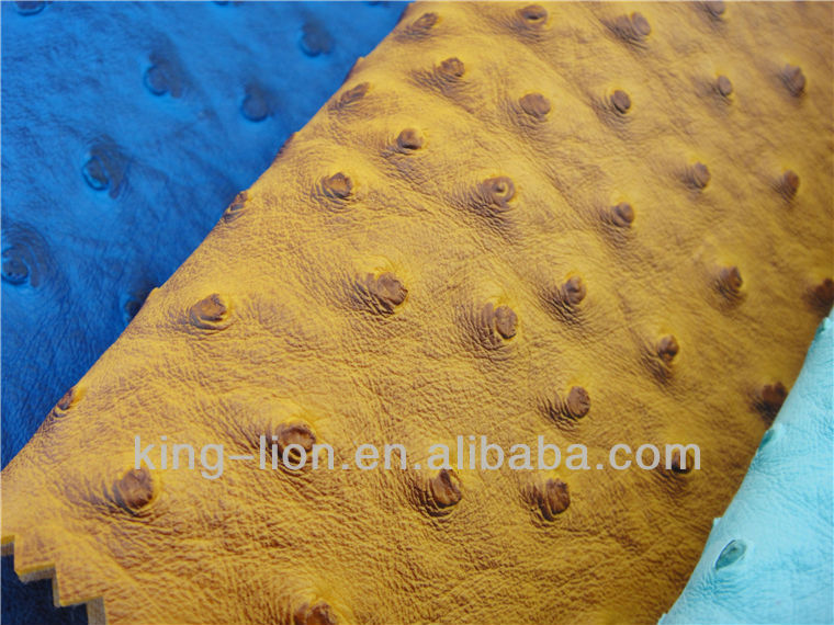 Fake Ostrich Leather Crust Buy Leather Crust Leather