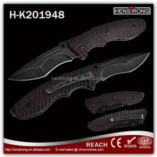 G10 handles sharp blade knife blanks