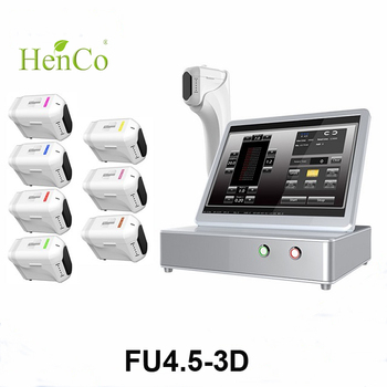 2018 newest 3D hifu korea 10 lines machine face and body