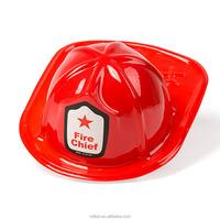 MH-2189 Classic Party kit PVC Plastic Pompier Truckman Fireman Helmet Hat