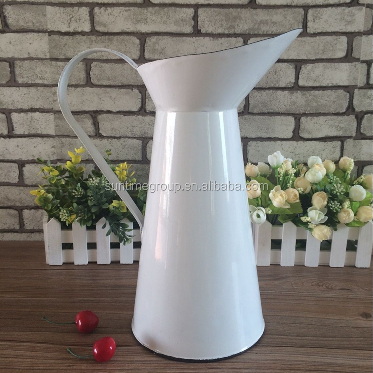 China Metal Jug Vase China Metal Jug Vase Manufacturers And
