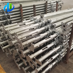 construction material galvanized shore posts steel concrete formwork for wholesales