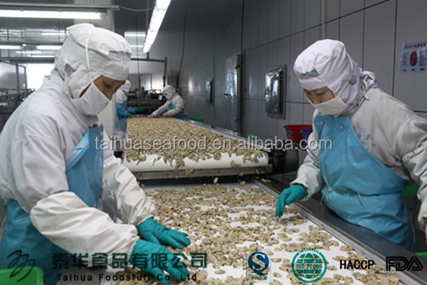 Iqf Frozen Shellfish Clam Without Shell From Chinese Seafood ...
