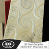 2015 High quality popular fashion royal jacquard indian style window curtains