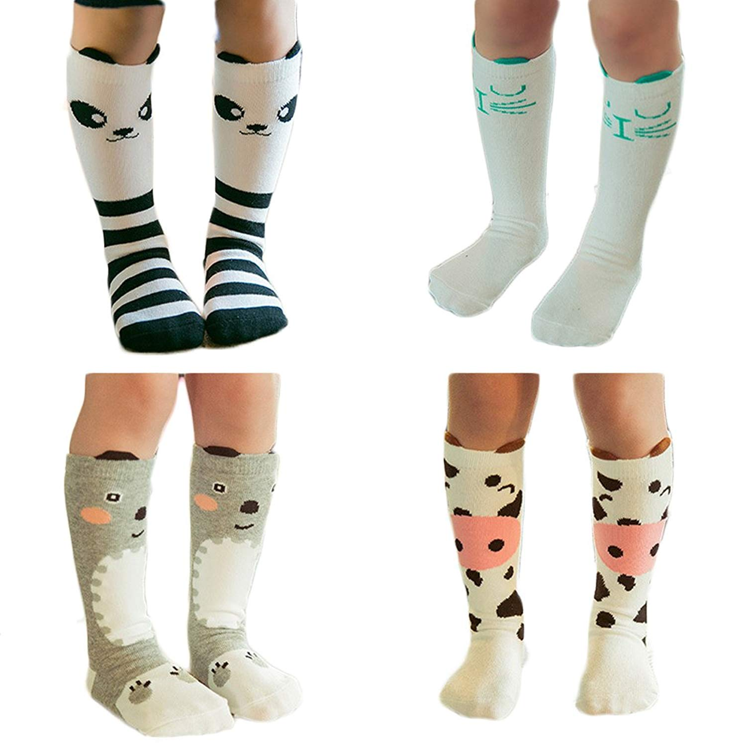 8b9a4f02498 Get Quotations · Unisex Baby Toddler Socks