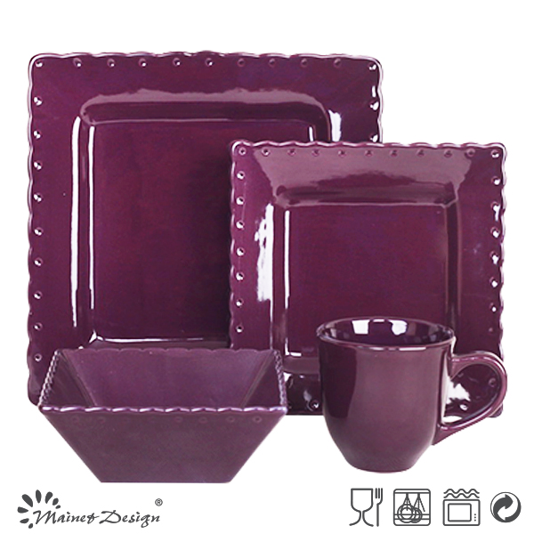 Purple Dining Table Set, Purple Dining Table Set Suppliers And  Manufacturers At Alibaba.com