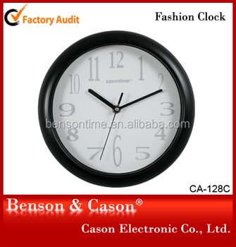 cason round digital wall clock battery operated buy