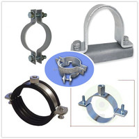 Stamped Anchor Ear / hose clamp