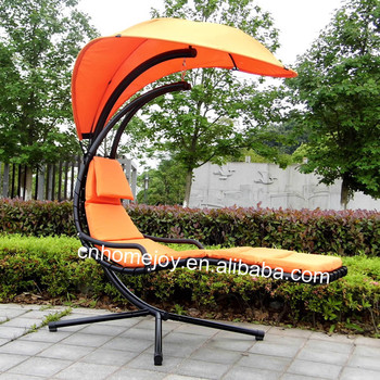 Outdoor Hanging Lounge Chair, Balcony Hanging Chair, Hanging Chair With  Stand