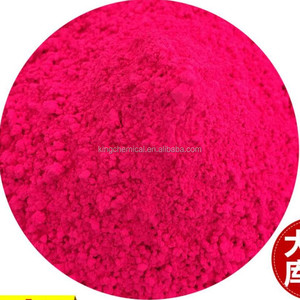 Top sale organic fluorescence rose pigment MAB-12 used in print ink,paint,leather,PVC products.