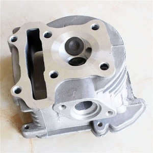 GY6 100cc Cylinder Kit 50mm bore with Valve 64mm Fits for Scooter engine  parts