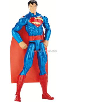 DC Comics 12 Superman Figure Set