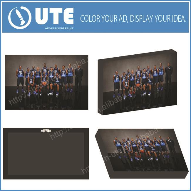 Outdoor advertising board sign stand