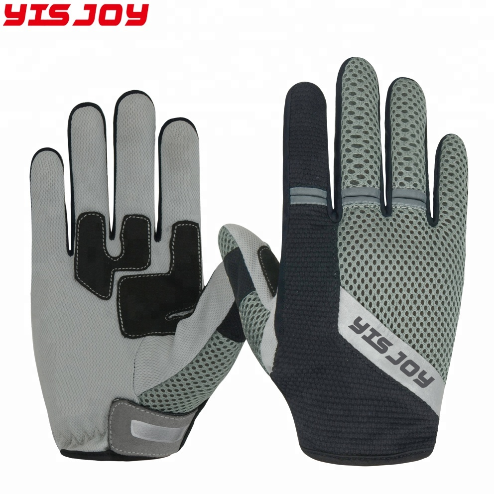 XL Size JL Unisex Cycling Gloves Bicycle Motorcycle Sport Half Finger Gloves S