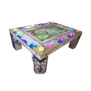 Blee Tech Indoor Amusement Gambling Fishing King Of Treasure Shooting Chinese Machine Fish Hunter Games