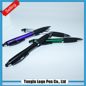 Factory sale various widely used metal pen with stylus