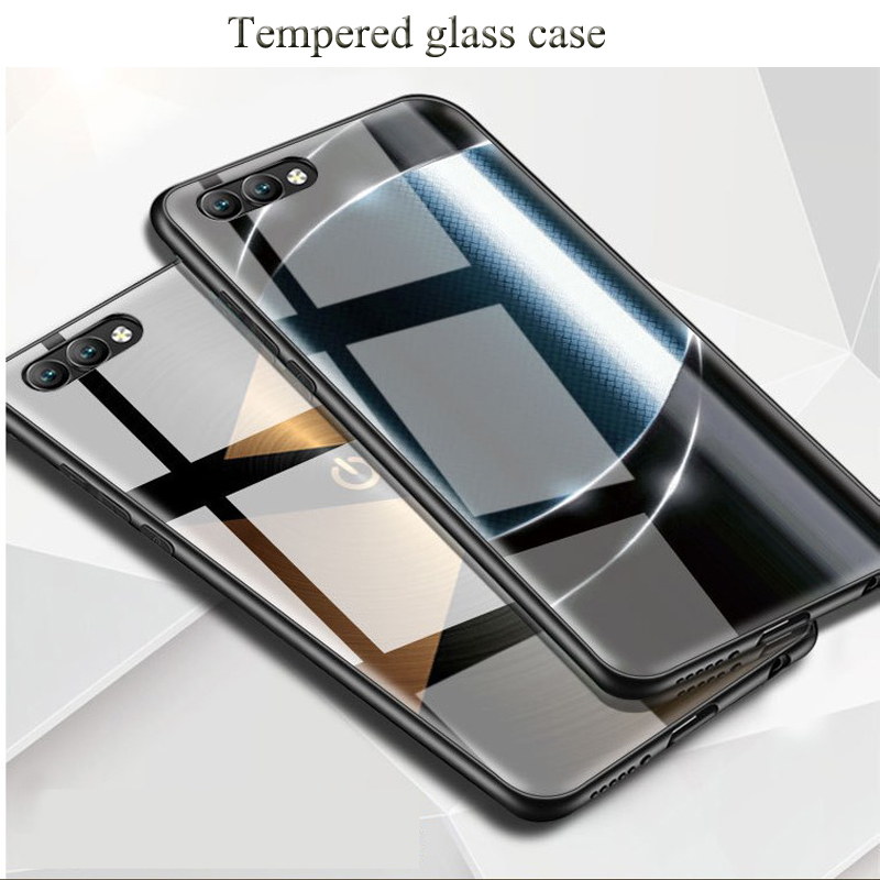 2018 Original Mobile phone accessories for huawei mate 9 case, men custom logo temper glass for mate 9 mobile cover