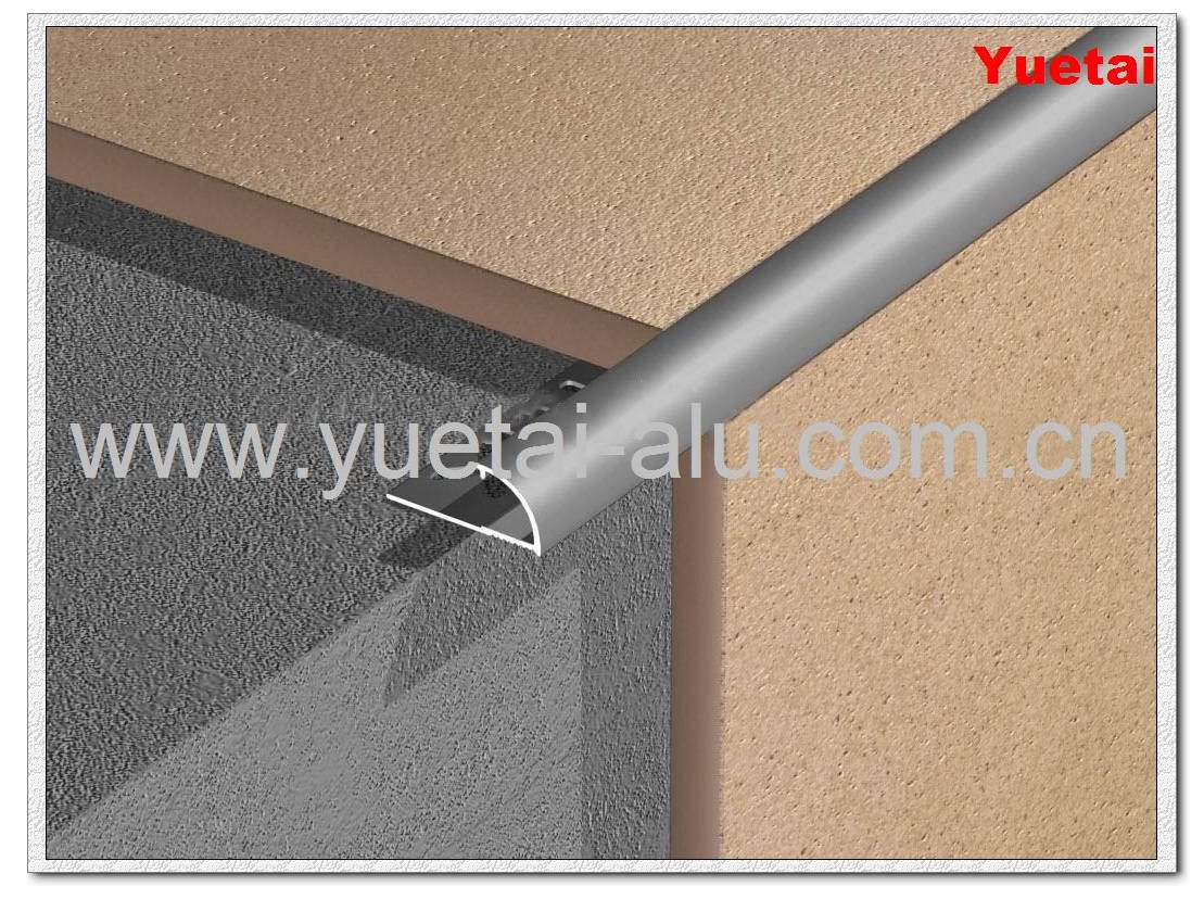 Aluminium Tile Trim Edge Product On Alibaba