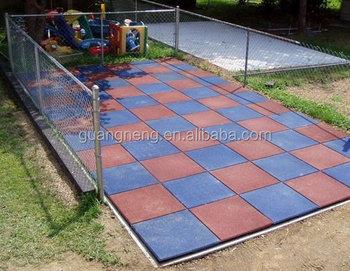 Rubber Sidewalks U0026 Patio Blocks PAVER ,Recycled Rubber Floor Tile