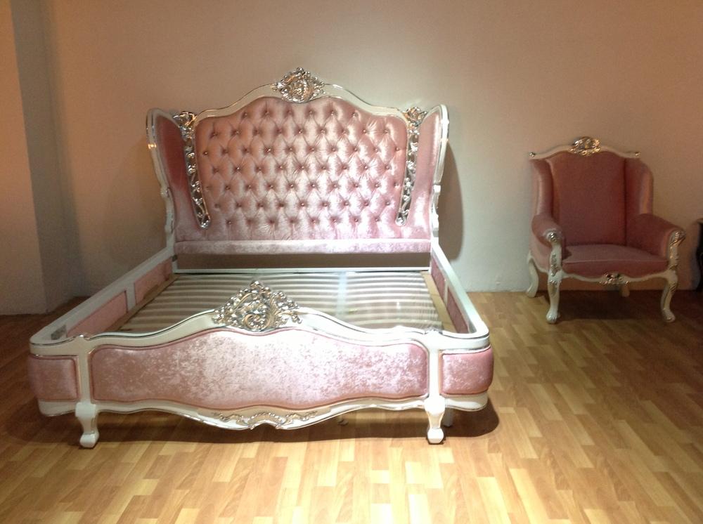 Rococo Bed Kopen : Barok slaapkamer kopen archidev