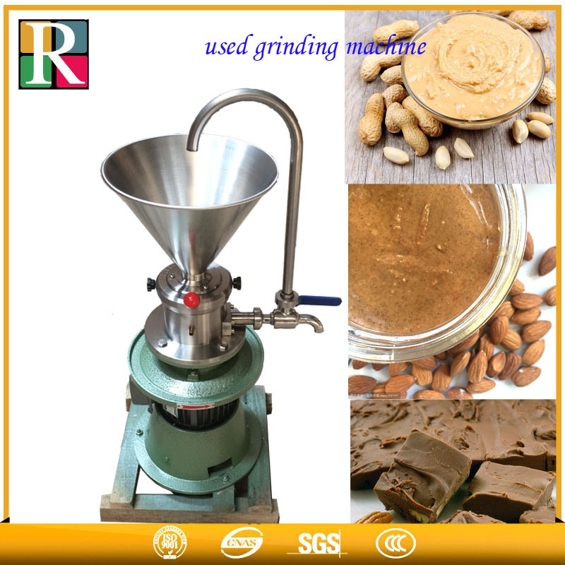 Factory price peanut butter grinder/peanut butter colloid mill pharmaceutical multi mill