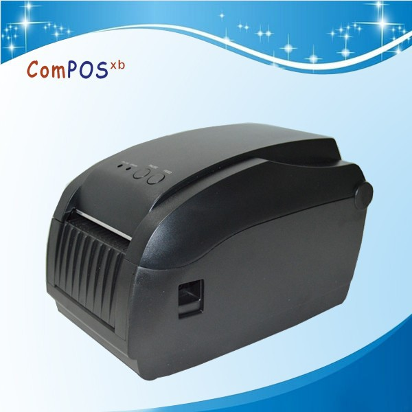 China New Design Popular label printer with cutter
