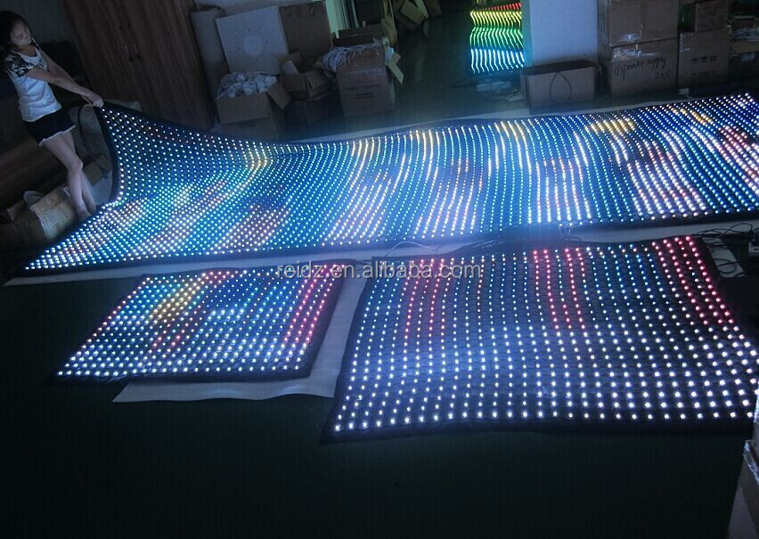 Backdrop Rental Curtains/rental Light Curtain/led Curtains For Stage  Backdrops