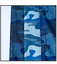गर्म बिक्री के लिए 9.5 oz कपास पॉलिएस्टर स्पैन्डेक्स खिंचाव टवील डेनिम कपड़े जींस