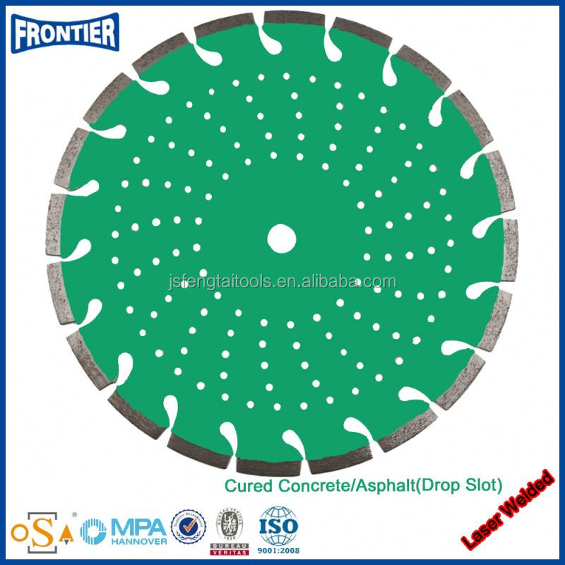 China manufacturer supply good quality diamond Tuck Point Small Circular Saw Blade