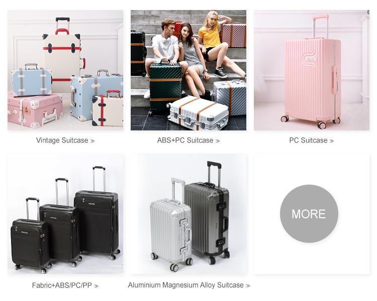 Розничная продажа, женские винтажные комплекты чемоданов из искусственной кожи, милый ручной чемодан с вращающимся колесом 360 градусов