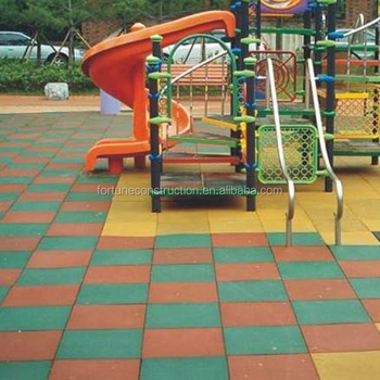 500x500x50mm China Outdoor Kids