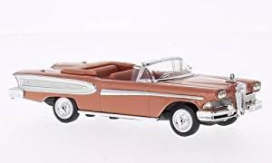 Get Quotations Edsel Citation Dunkelrosa 1958 Model Car Ready Made Lucky The