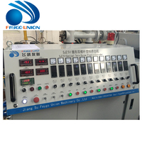 China Good plastic polyethylene HDPE PPR pipe making machine extruder extrusion line