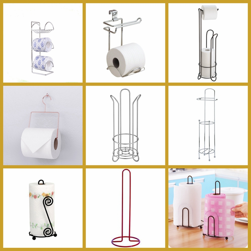 To quality and low price extra toilet paper holder