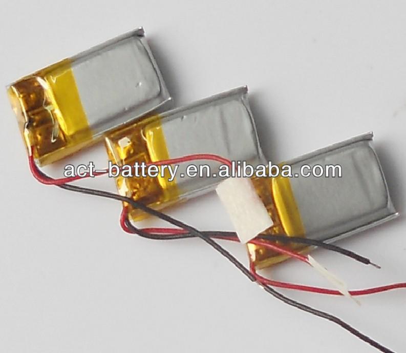 bluetooth headset battery