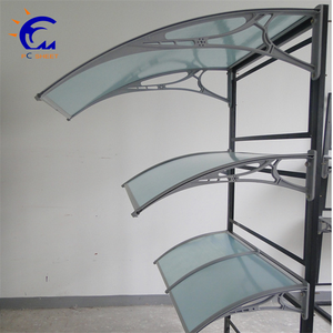 Balcony Sun Shade And Windproof Manual Retractable Window Awning