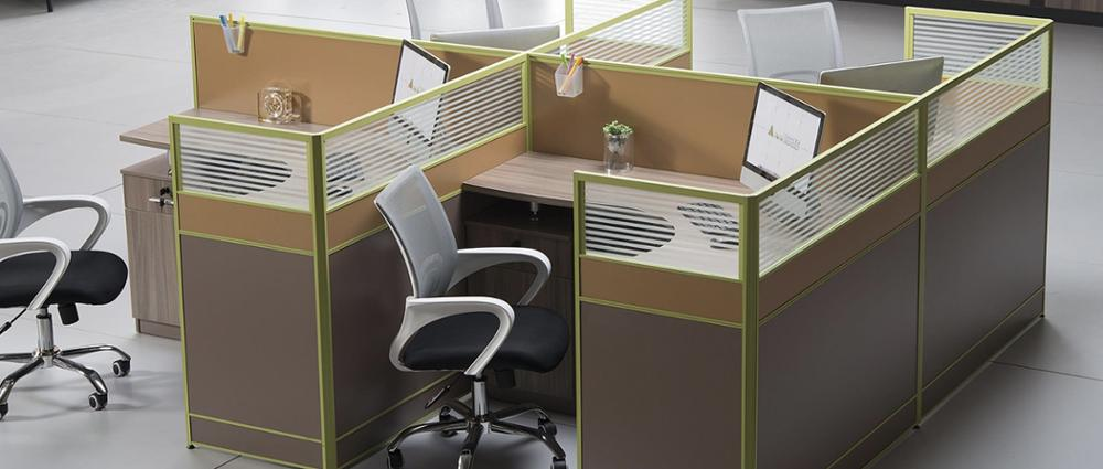 Easy Assembly Knock Down Office Partition,Modular Workstation ...