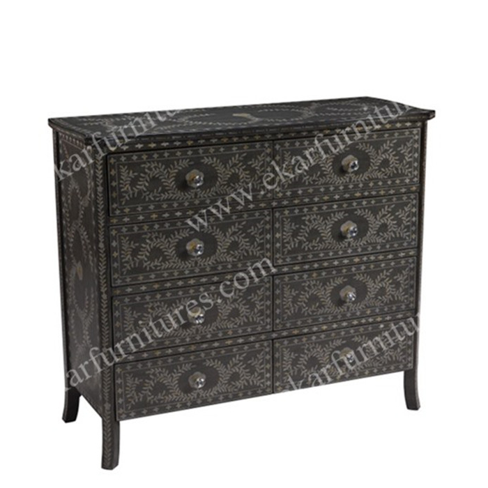Living room furniture black kitchen reclaimed wood big tall cheap chest of 8 drawers cabinets