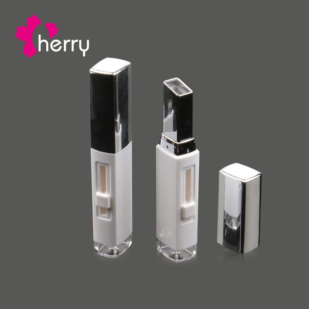 Wholesale make your own pushing button lipstick container