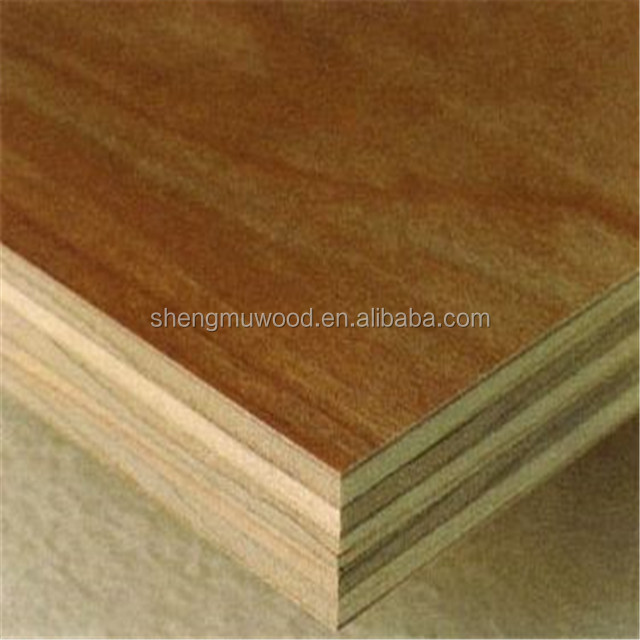 4x8 Melamine Paper Laminated Plywood Board Furniture At Wholesale Price