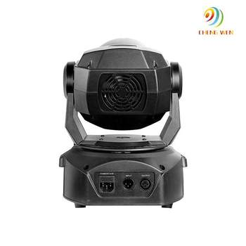 Stage Led Moving Head 60W spot Super light for Disco DJ Show Party TV Studio