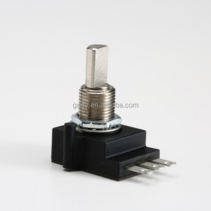 The wholesale price single-turn potentiometer,Hot sales 5k ohms cermet potentiometer
