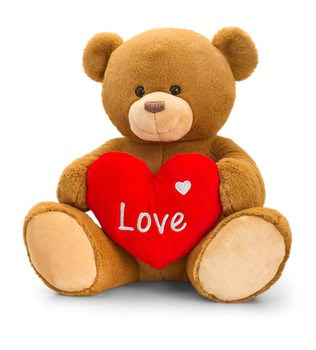 High quality wholesale personalized colorful valentines wholesale i love you plush bear teddy bears