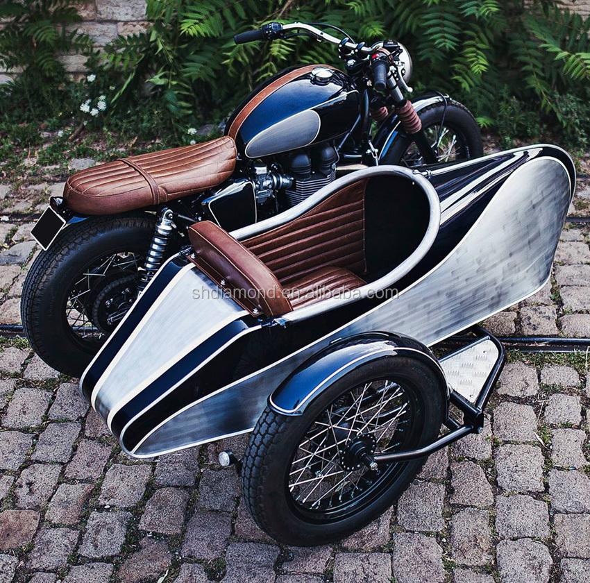 classic triumph Euro4 400cc Motorcycle SideCar ECE/400ml Family Side  caferacer scrambler bike/bonneville EU4 400cm3 Side car COC, View CLASSIC  sidecar